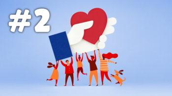 Deuxième astuce pour nous aider sur facebook