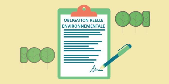 Obligation réelle environnementale